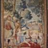 """Z wizytą u konserwatorów królewskiej tapiserii. Pokaz arrasu """"Rozproszenie ludzkości"""" na Wawelu"""
