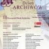 III Warszawski Piknik Archiwalny