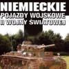 """""""Niemieckie pojazdy wojskowe II wojny światowej. Podstawowy katalog""""- D. Doyle - recenzja"""