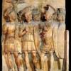 Udział pretorianów w wojnie 69 r. Gdy w Rzymie w rok panowało czterech cesarzy