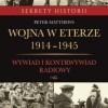 """""""Wojna w eterze 1914-1945. Wywiad i kontrwywiad radiowy""""- Peter Matthews - recenzja"""