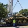 Nowy dom dla unikatowego czołgu z Australii