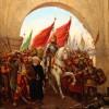 Zdobycie Konstantynopola przez Osmanów