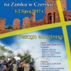 Szwedzi na Zamku w Czersku 2017