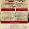 XIII Turniej Rycerski na Zamku w Rabsztynie