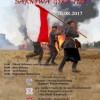 Rekonstrukcja bitwy pod Sarnową Górą 1920. Sarnowa Góra 2017