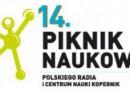 14. Piknik naukowy - wielkie święto nauki w Warszawie