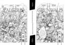 """Album komiksowy """"Grunwald"""""""