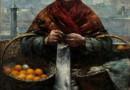 Pomarańczarka Aleksandra Gierymskiego odzyskana