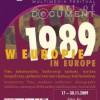 """""""Rok 1989 w Europie"""" - Festiwal Sztuka Dokumentu"""