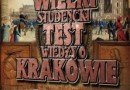 I Studencki Test Wiedzy o Krakowie