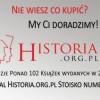 XIX Targi Książki Historycznej: mamy dla was ponad 50 książek do rozdania w konkursach!