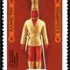 """Wystawa: """"Wieść Wolnych Ludzi. Wystawa znaczków pocztowych Kazachstanu z lat 1992 -2005"""""""
