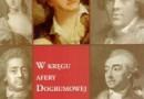 """""""W kręgu afery Dogrumowej. Sejm 1786 roku"""" - A. Danilczyk - recenzja"""