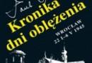 """""""Kronika dni oblężenia"""" - P. Peikert - recenzja"""
