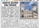 """Malezja"" - A.W. Jelonek, E. Trojnar – recenzja"
