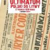 """""""Ultimatum Polskie do Litwy 17 marca 1938 roku"""" - P. Łossowski - recenzja"""