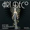 """""""Art déco. Złoty wiek sztuk graficznych"""" - M. Robinson, R. Ormiston - recenzja"""