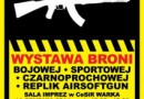 Wystawa broni w Warce, 11 grudnia 2011 r.