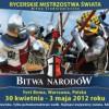 """Rycerskie Mistrzostwa Świata """"Bitwa Narodów"""" w Warszawie"""