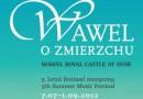 Krzysztof Penderecki na Wawelu