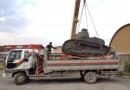 Unikatowy czołg Renault FT-17 trafi z Afganistanu do Polski