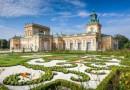 Zakończono remont parku na przedpolu Pałacu w Wilanowie