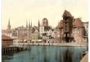 Gdańsk, Sopot, Świnoujście i inne miasta Pomorza pod koniec XIX w. na kolorowych zdjęciach [zdjęcia]