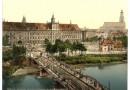 Wenecja Północy - Wrocław na kolorowych zdjęciach z XIX w. [zdjęcia]