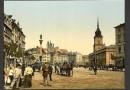 Przepiękna Warszawa w XIX w. na kolorowych zdjęciach z Biblioteki Kongresu USA [zdjęcia]