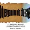 XV OZSA w Toruniu [program]