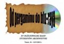 Sprawozdanie z XV OZSA w Toruniu