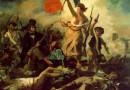 Słynny obraz Delacroix ofiarą ataku