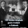 Obchody 130. rocznicy skroplenia gazów trwałych w Krakowie