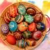 Na początku było... jajko, czyli o wielkanocnej tradycji robienia pisanek