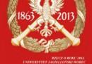 """Wystawa """"Rzecz o roku 1863. Uniwersytet Jagielloński wobec powstania styczniowego"""""""