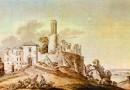 Zamek w Rabsztynie w rekonstrukcji 3D