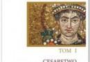 """""""Świat Bizancjum. Cesarstwo wschodniorzymskie 330-641."""" Tom I – C. Morrison (red.) – recenzja"""
