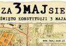 Za3MAJsię. Święto Konstytucji 3 maja w Krakowie 2013