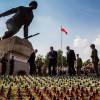 """Prezydent: """"Ku przestrodze pamiętać nie tylko o heroizmie żołnierzy ale i klęsce państwa"""" - rekonstrukcja bitwy pod Mławą"""