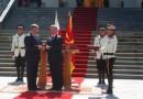 """Prezydent z wizytą w Macedonii. Otrzymał """"Order 8 września"""""""