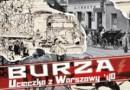 """""""Burza. Ucieczka z Warszawy '40"""" - M. Parowski - recenzja"""