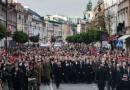 """Marsz """"Razem dla Niepodległej"""" w 95. rocznicę odzyskania przez Polskę niepodległości"""
