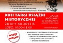 Jutro w Warszawie rozpoczynają się Targi Książki Historycznej
