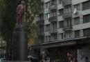 Radosław Sikorski cieszy się ze zniszczenia pomnika Lenina w Kijowie