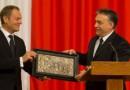 Historyczna wymiana Tuska i Orbana
