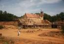 Średniowiecze jak żywe - zamek Guédelon
