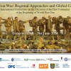 Największa konferencja o I wojnie światowej