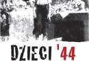 """Spotkanie z Jerzym Mareckim, autorem książki """"Dzieci' 44"""""""
