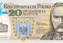 Polimerowy banknot z Piłsudskim na 100. rocznicę utworzenia Legionów Polskich